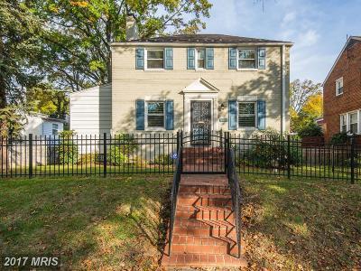 Michigan Park Rental For Rent: 1616 Michigan Avenue NE