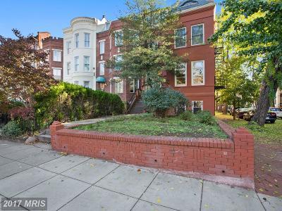 Washington Condo For Sale: 1821 16th Street NW #101