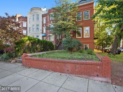 Washington Condo For Sale: 1821 16th Street NW #104