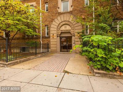 Washington Condo For Sale: 1372 Randolph Street NW #101