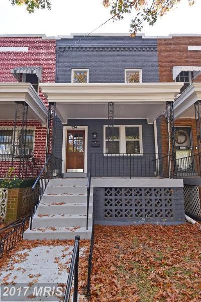 Petworth Condo For Sale: 734 Hamilton Street NW