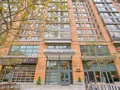 Washington Condo For Sale: 475 K Street NW #1128