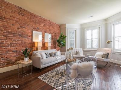 Washington Condo For Sale: 1717 T Street NW #11