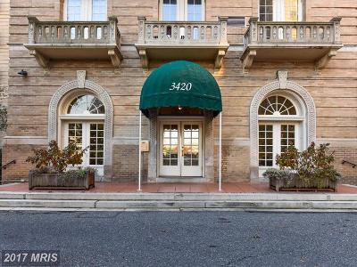 Washington Condo For Sale: 3420 16th Street NW #409