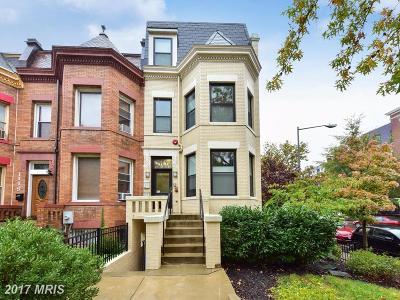 Washington Condo For Sale: 1120 Euclid Street NW #1