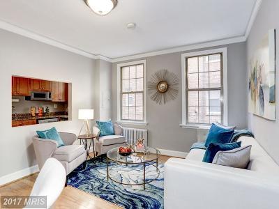 Washington Condo For Sale: 1439 Euclid Street NW #107