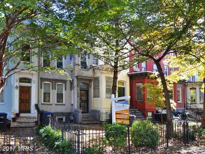 Washington Condo For Sale: 1509 Vermont Avenue NW