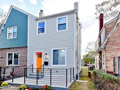 Washington Condo For Sale: 1825 Otis Street NE