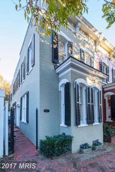 Washington Condo For Sale: 1237 29th Street NW