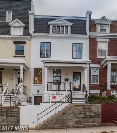 Washington Condo For Sale: 161 Rhode Island Avenue NE