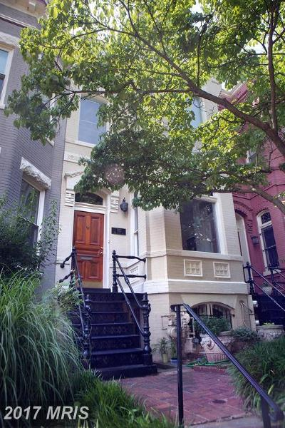 Washington DC Multi Family Home For Sale: $1,435,000