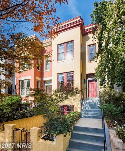 Townhouse For Sale: 124 F Street SE