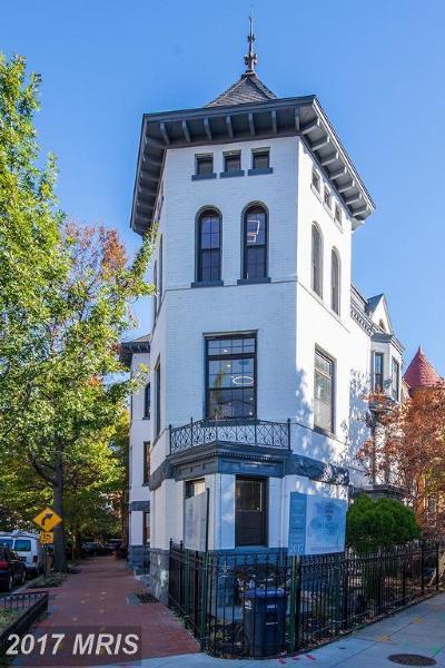Washington Condo For Sale: 1455 W Street NW #5