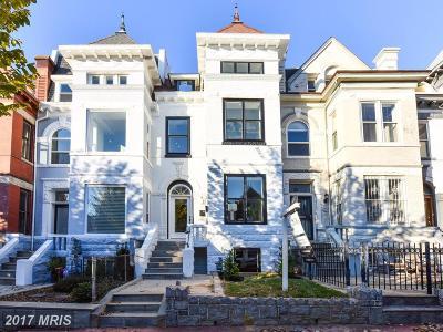 Washington Condo For Sale: 71 U Street NW #1