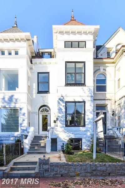 Washington Condo For Sale: 71 U Street NW #2