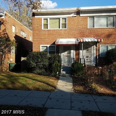 Washington Condo For Sale: 7329 8th Street NW