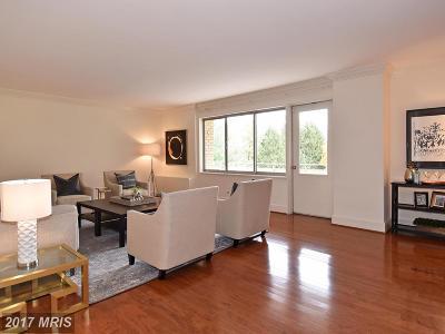 Washington Condo For Sale: 2801 New Mexico Avenue NW #1011