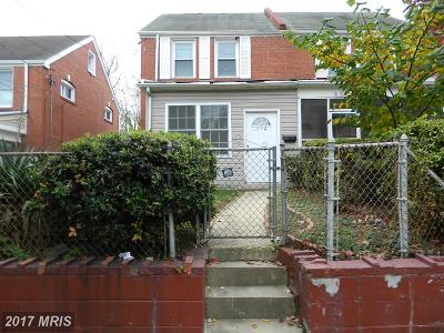 Washington Condo For Sale: 112 Forrester Street SW