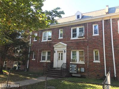 Washington Multi Family Home For Sale: 4006 Kansas Avenue NW