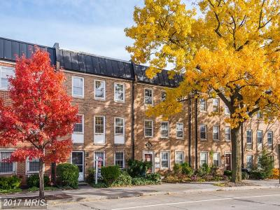 Washington Townhouse For Sale: 604 7th Street SW