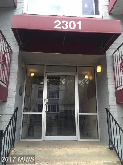 Washington Condo For Sale: 2301 Pitts Place SE #302