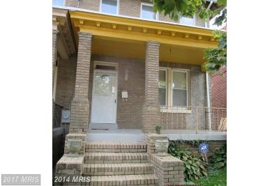 Shepherd Park Rental For Rent: 1210 Hemlock Street NW