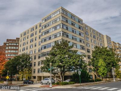 Washington Condo For Sale: 2401 H Street NW #406