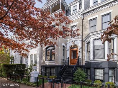 Washington Condo For Sale: 1535 P Street NW #3