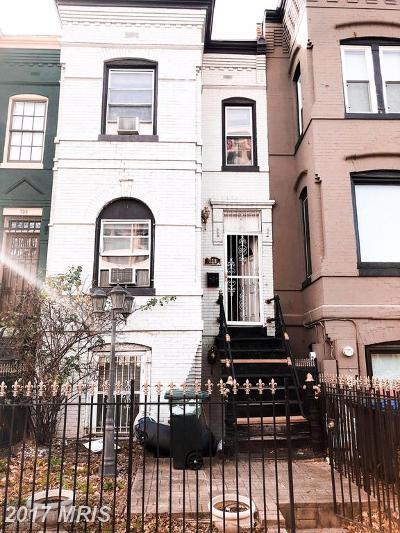 Washington Townhouse For Sale: 738 5th Street NE