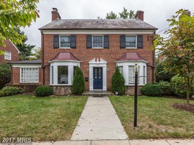Washington DC Single Family Home For Sale: $1,149,900