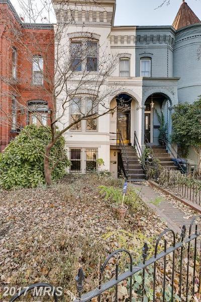 Washington Condo For Sale: 703 Massachusetts Avenue NE