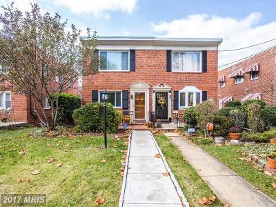 Duplex For Sale: 5024 14th Street NE