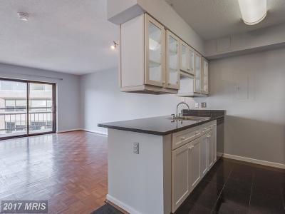 Washington Condo For Sale: 2111 Wisconsin Avenue NW #608