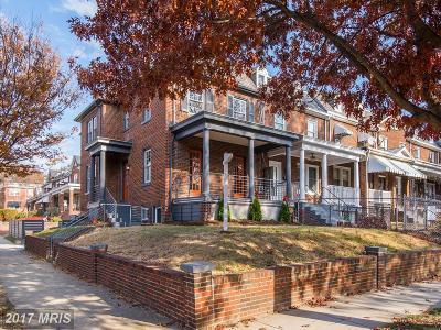 Washington Condo For Sale: 229 Longfellow Street NW