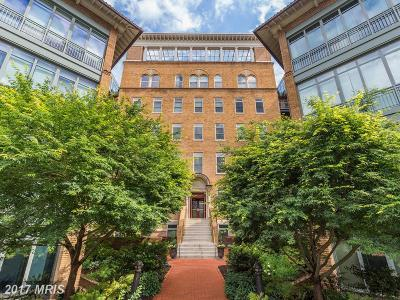 Washington Condo For Sale: 2425 L Street NW #323
