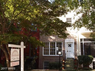 Washington Condo For Sale: 435 New Jersey Avenue SE