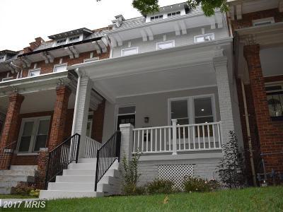 Washington Condo For Sale: 5003 5th Street NW
