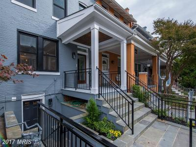 Washington Multi Family Home For Sale: 1423 Meridian Place NW