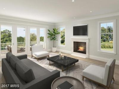 Washington DC Single Family Home For Sale: $2,649,900