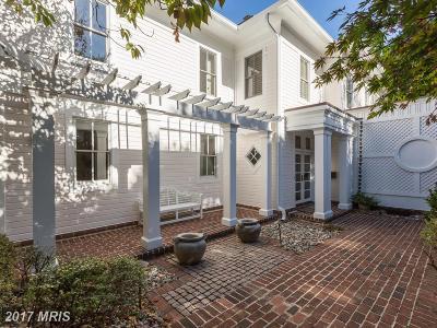 Washington DC Single Family Home For Sale: $2,499,000