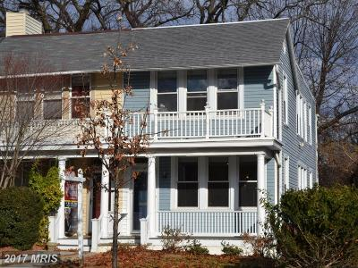 Washington Condo For Sale: 1407 Foxhall Road NW