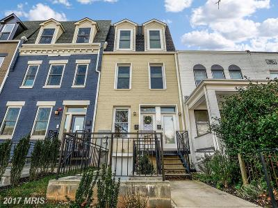 Washington DC Townhouse For Sale: $749,999
