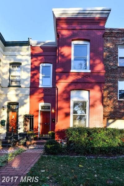 Washington Condo For Sale: 415 5th Street NE