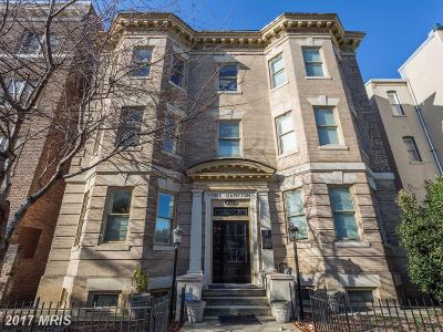 Washington Condo For Sale: 1740 18th Street NW #T-6