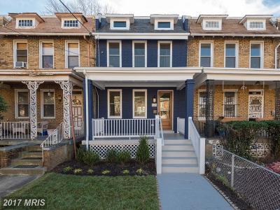 Washington Condo For Sale: 826 Madison Street NW