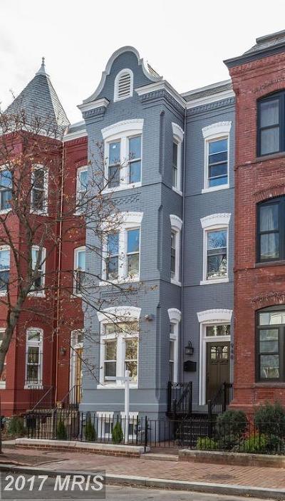 Washington Condo For Sale: 948 Westminster Street NW