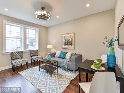 Brookland Condo For Sale: 902 Evarts Street NE #2