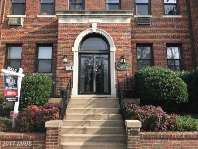 Washington Condo For Sale: 3719 12th Street NE #201