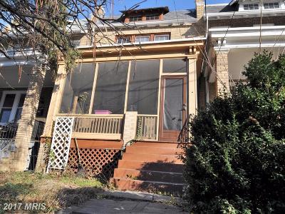 Washington Condo For Sale: 5005 8th Street NW
