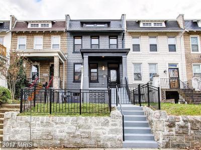 Washington Condo For Sale: 1633 A Street NE